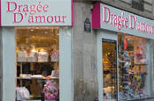 Dragée d'Amour Magasin